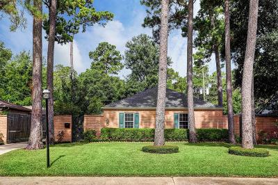 Houston Single Family Home For Sale: 902 Briarbrook Drive