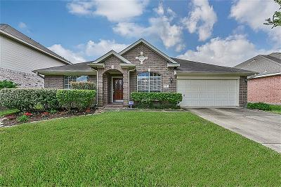 Pearland Single Family Home For Sale: 3706 Chatwood Drive