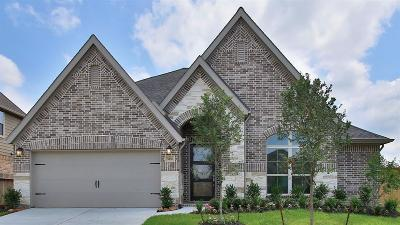 Kingwood Single Family Home For Sale: 3331 Allendale Park Court