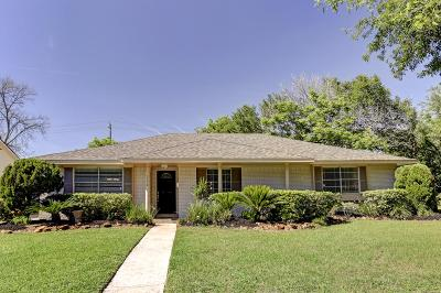 Houston Single Family Home For Sale: 5750 Kuldell Drive