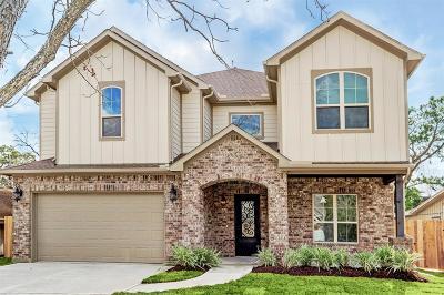 Houston Single Family Home For Sale: 6507 Cindy Lane