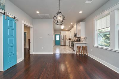 Galveston TX Single Family Home For Sale: $255,000