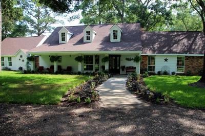 Conroe Single Family Home For Sale: 212 Garden West