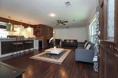 Houston Single Family Home For Sale: 3210 Durhill Street