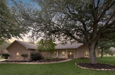 Sealy Single Family Home For Sale: 520 Pecan Grove Road