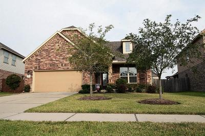 Pearland Single Family Home For Sale: 1522 Tyler Point Lane
