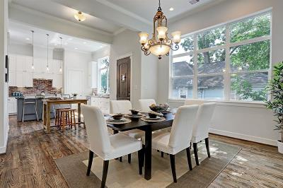 Houston Single Family Home For Sale: 214 W 27th Street