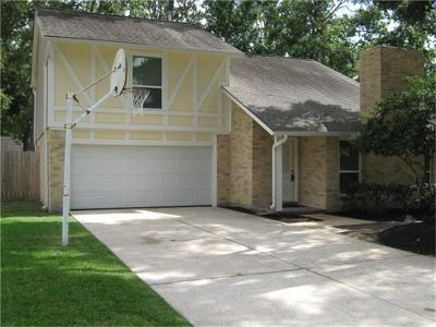 Houston Single Family Home For Sale: 3214 Golden Leaf Drive