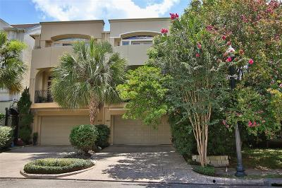 Houston Condo/Townhouse For Sale: 2119 Kingston Street