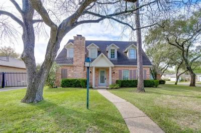 Houston Single Family Home For Sale: 10835 Olympia Drive