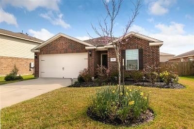 Rosharon Single Family Home For Sale: 9431 Emerald Green Drive