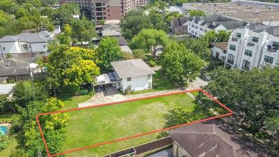Houston Residential Lots & Land For Sale: 3918 Law Street