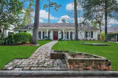 Houston Single Family Home For Sale: 12711 Old Oaks Drive
