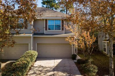 The Woodlands Condo/Townhouse For Sale: 149 E Summerhaze Circle