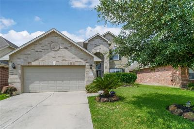 Tomball Single Family Home For Sale: 23327 W Pine Ivy Lane