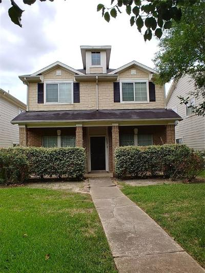 Katy Single Family Home For Sale: 20910 Hall Colony Court