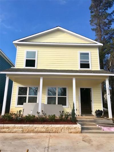 Montgomery Single Family Home For Sale: 16914 Glenheath