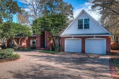 Montgomery Single Family Home For Sale: 103 April Waters Drive W
