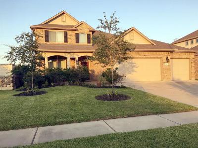Katy Single Family Home For Sale: 3318 Benbrook Springs Lane