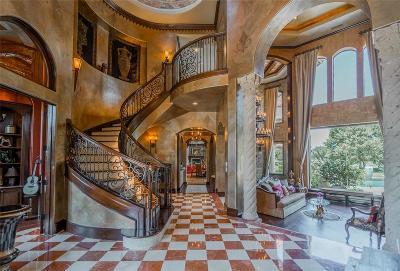 Harris County Single Family Home For Sale: 12510 Cross Canyon Lane