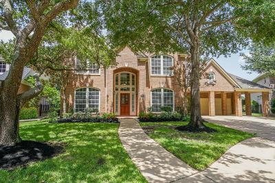 Katy Single Family Home For Sale: 2010 Parco Verde Circle