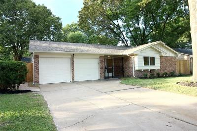 Single Family Home For Sale: 5510 Chantilly Lane