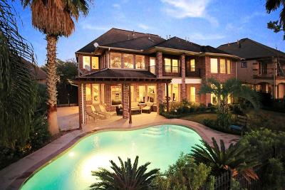 Houston Single Family Home For Sale: 3302 Bridgeberry Lane