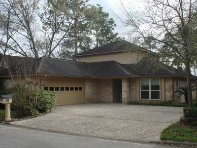 Conroe Single Family Home For Sale: 714 Hogan Drive