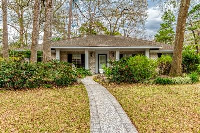 Kingwood Single Family Home For Sale: 3314 Fawn Creek Drive
