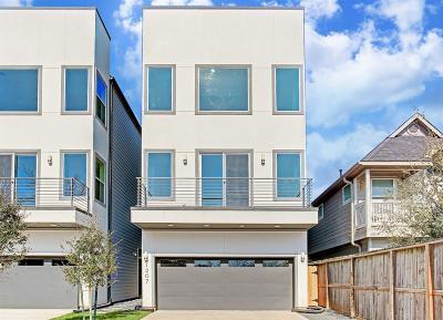 Houston Single Family Home For Sale: 1207 E 28th Street