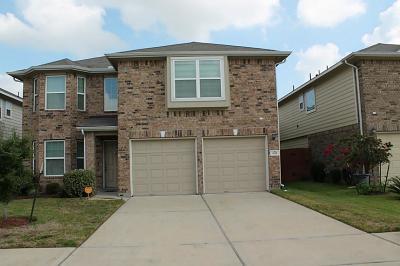 Missouri City Single Family Home For Sale: 935 Crestmont Place