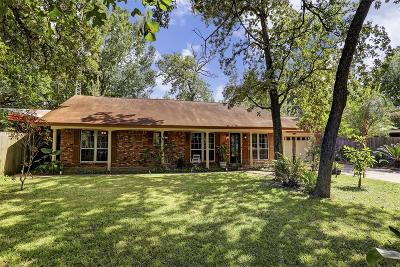 Harris County Single Family Home For Sale: 12919 Memorial Drive