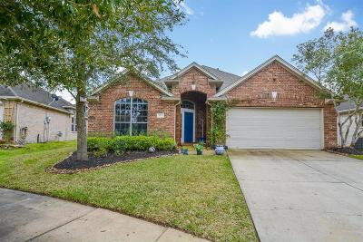 Richmond Single Family Home For Sale: 19711 Lily Pad Lane
