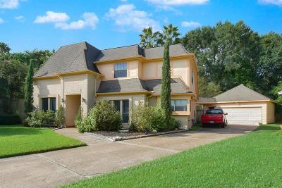 Houston Single Family Home For Sale: 6231 Oak Pass Drive