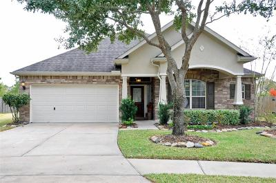 Katy Single Family Home For Sale: 26107 Jasmine Field Way