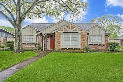 Houston Single Family Home For Sale: 5331 Indigo Street