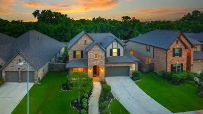Missouri City Single Family Home For Sale: 2827 Monarch Crossing