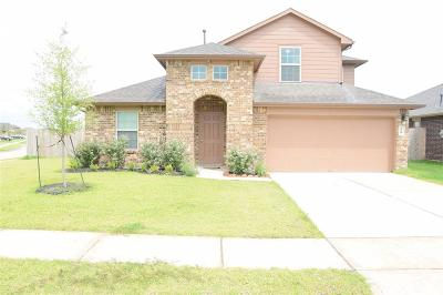Manvel Single Family Home For Sale: 18 Rodeo Bend Drive
