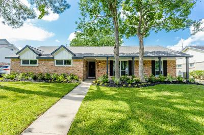 Houston Single Family Home For Sale: 5819 Cheena Drive