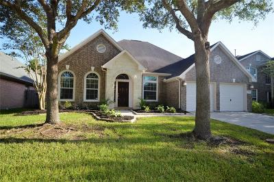 League City TX Single Family Home For Sale: $290,000