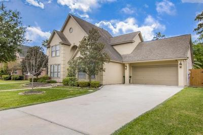 Spring Single Family Home For Sale: 16023 Gore Grass Court