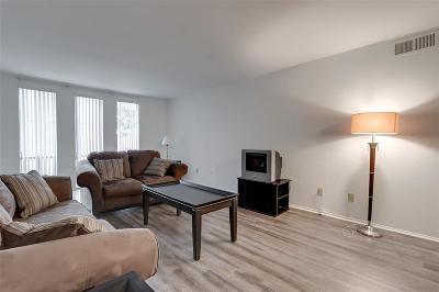 Houston Condo/Townhouse For Sale: 4641 Wild Indigo Street #26/444