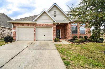 Alvin Single Family Home For Sale: 4723 Lake Rim Drive