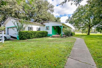 Harris County Farm & Ranch For Sale: 5010 Anderson Road