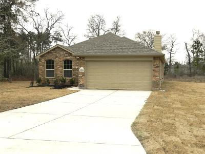 Magnolia Single Family Home For Sale: 25120 Calvary Charge