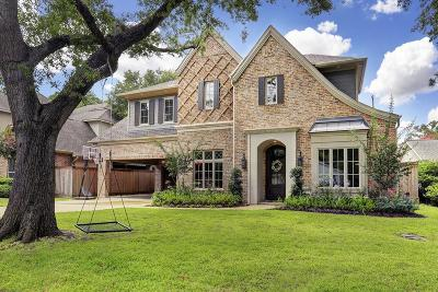 Houston Single Family Home For Sale: 6236 Overbrook Lane