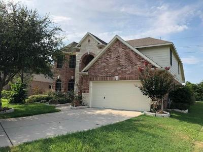 Rosharon Single Family Home For Sale: 9411 Sapphire Bay Lane