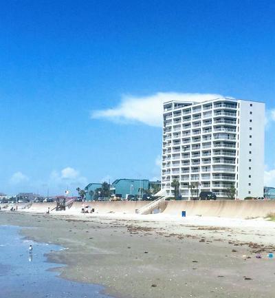 Galveston Rental For Rent: 7700 Seawall Boulevard #108
