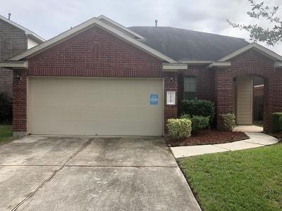 Spring Single Family Home For Sale: 2510 Montana Blue Drive