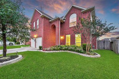 Tomball Single Family Home For Sale: 17506 Stamford Oaks Drive